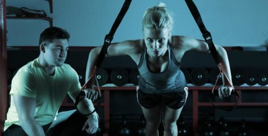safety and good form among the benefits of strength training with a coach