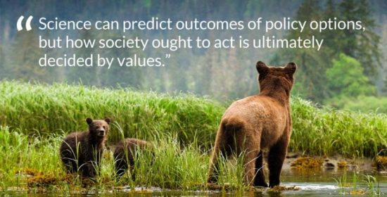 trophy hunting science on its own cant dictate policy
