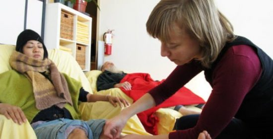 chronic pain and community acupuncture part 2 treating the nervous system