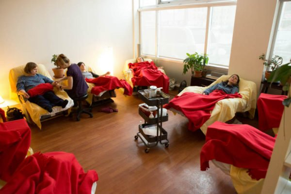 Community Acupuncture and HIV/AIDS