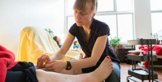 community acupuncture for inflammation