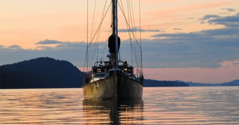 Sailing with Raincoast in 2018