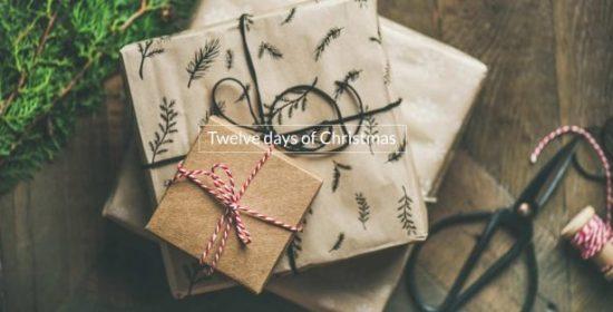 twelve days of christmas twelve days of emotional intelligence 2