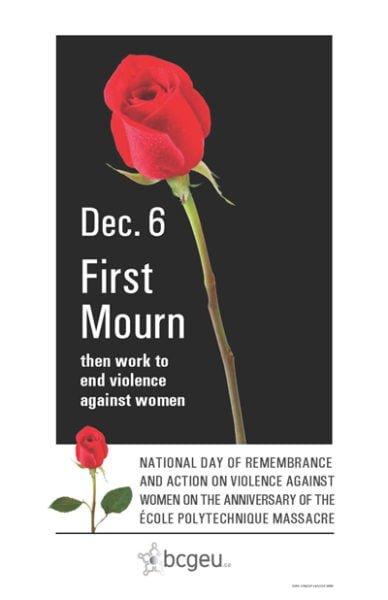 First We Mourn – Dec 6, Part 1