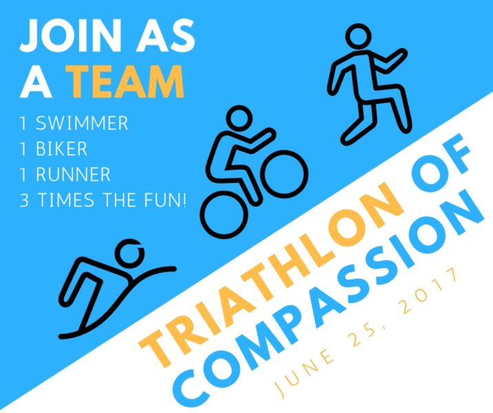 Tri Relay Teams – 1/3 the Work, 3X the Fun!