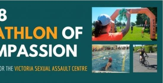 volunteers needed for the 2018 triathlon of compassion