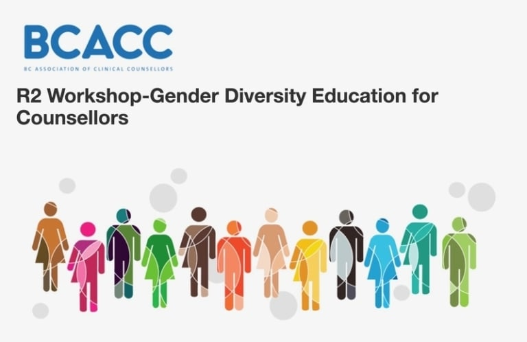 Workshop: Gender Diversity Education for Counsellors