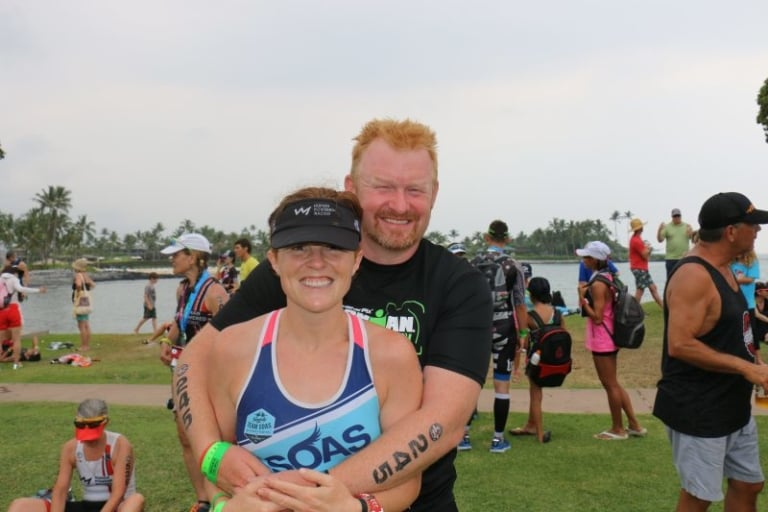 Hawaii 70.3 – Race Report