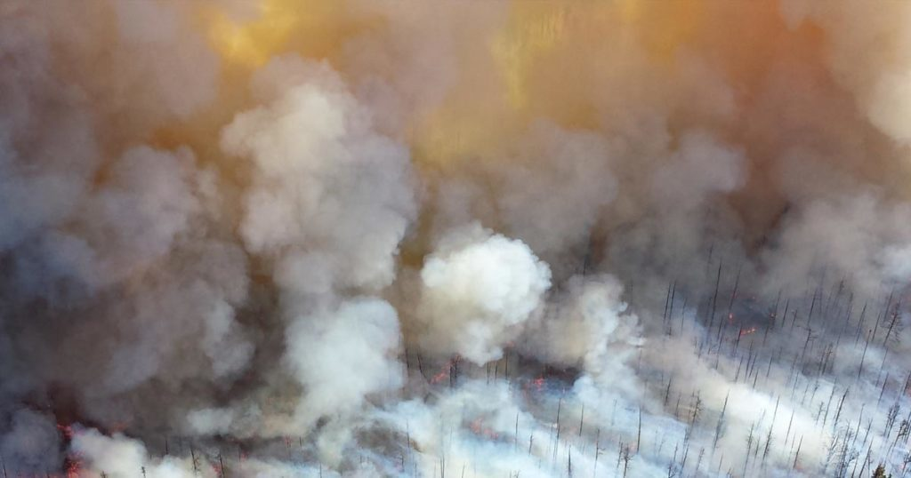 climate change impacts on human health what are the health costs of wildfires
