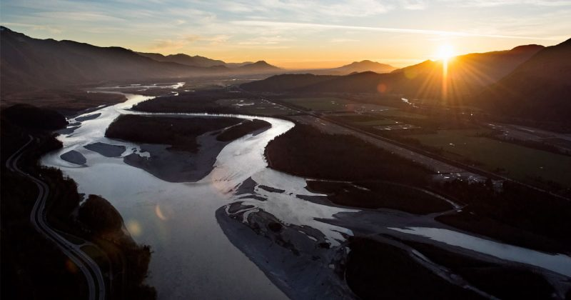heart of the fraser ecological stronghold faces imminent threat