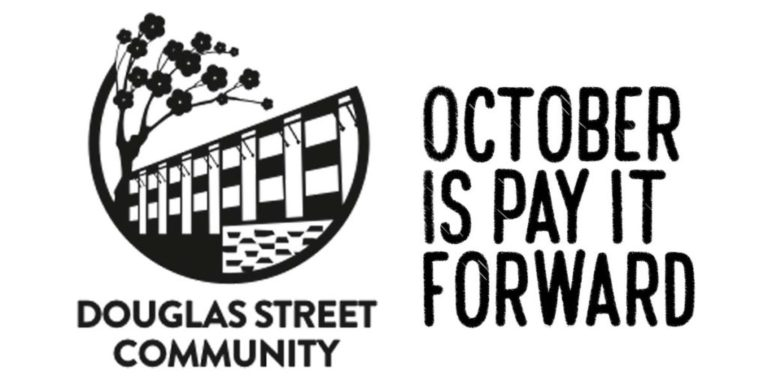 October is Pay it Forward Month