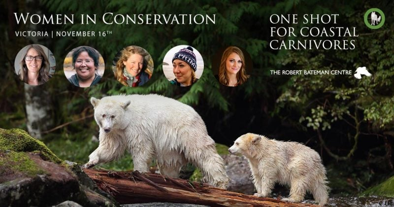 a night to celebrate women in conservation