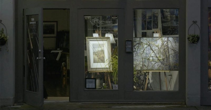 join us at the karen cooper gallery on granville island