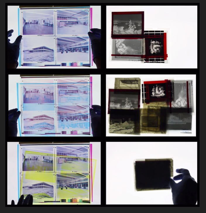Fugitives, Anarchival Materiality in Archives