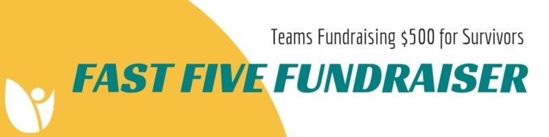 join the fast five fundraiser