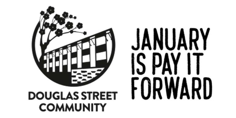 January is Pay it Forward Month!