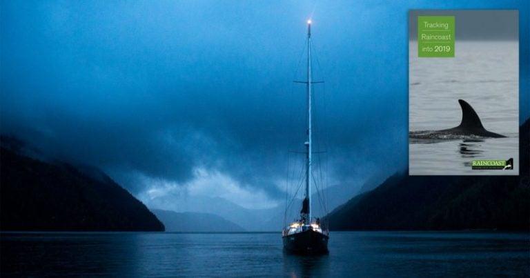 Tracking Raincoast into 2019