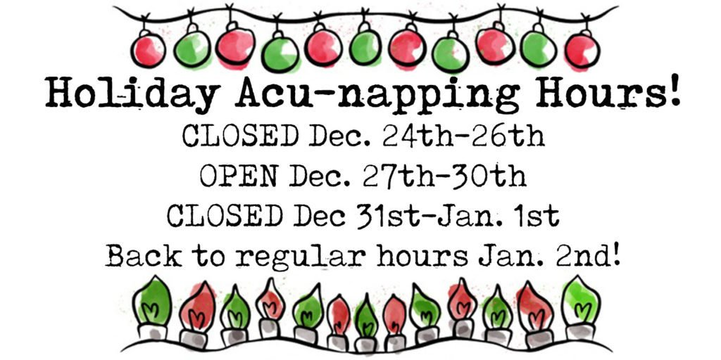 upcoming holiday hours punk schedule changes