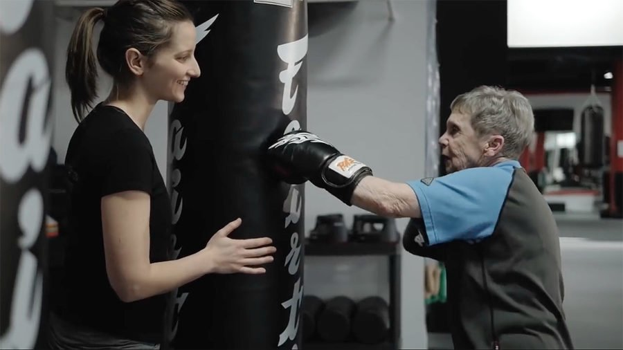 a passion for movement can take us to new places like boxing