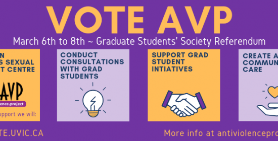 dear uvic graduate students we need your help