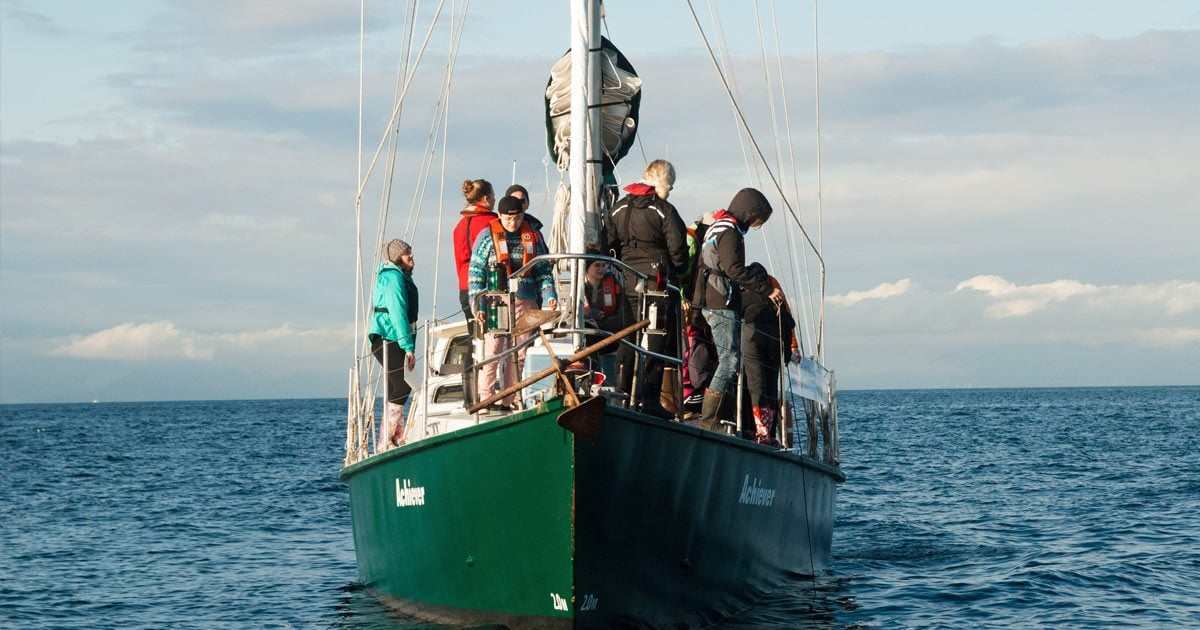 creating transformative experiences for students on the salish sea