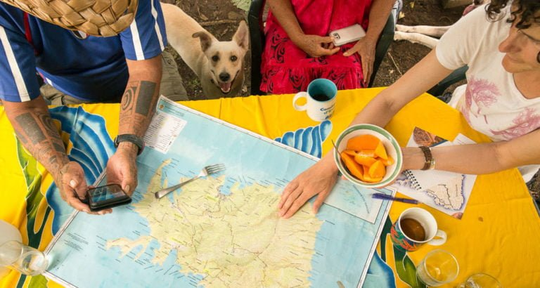 Tour de l'ile: Nuku Hiva