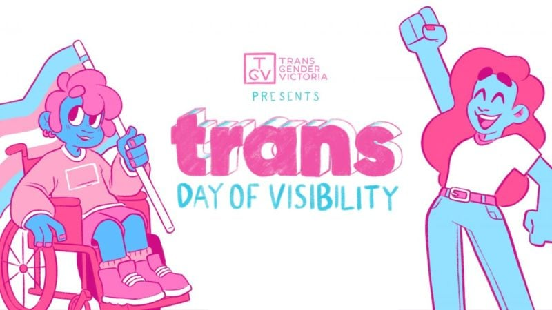 trans day of visibility