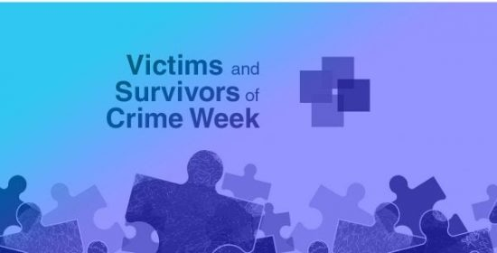 audio spots for victims and survivors of crime week