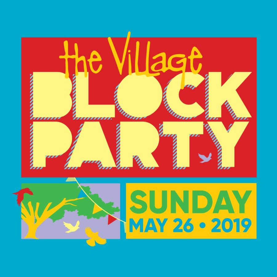 hh will be at the village block party in cook st village