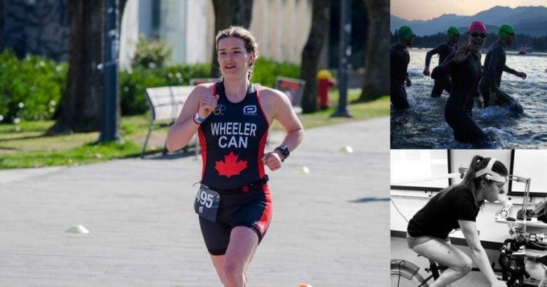Kiah Wheeler tells us about her love for triathlon