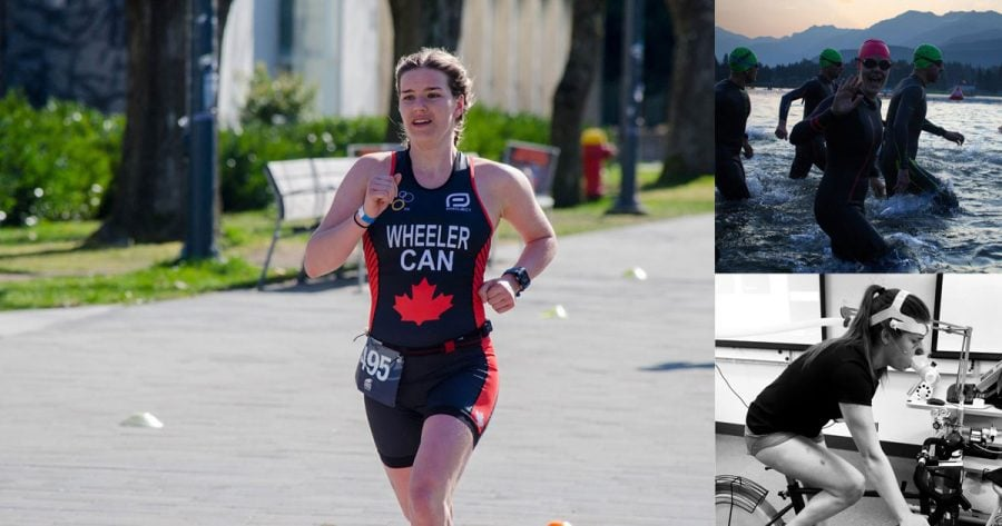 kiah wheeler tells us about her love for triathlon