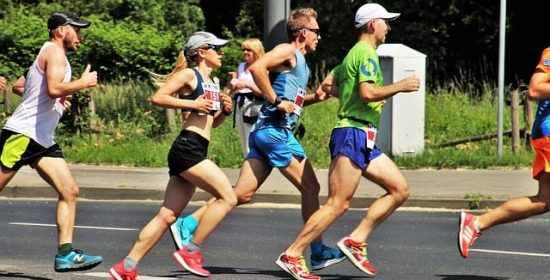 nailing your race day nutrition