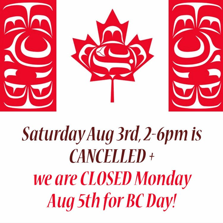 long weekend scheduling changes bc day closure