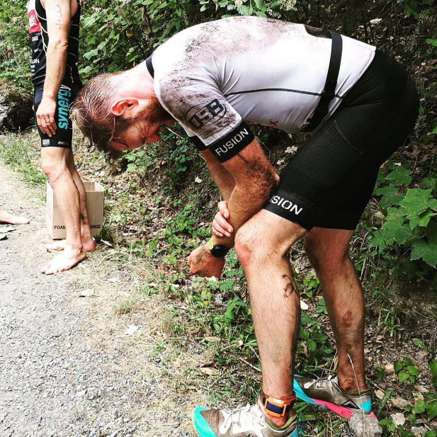 racing winning and finishing at xterra victoria 2019