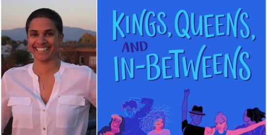 upcoming event kings queens and in betweens book launch july 26 2019