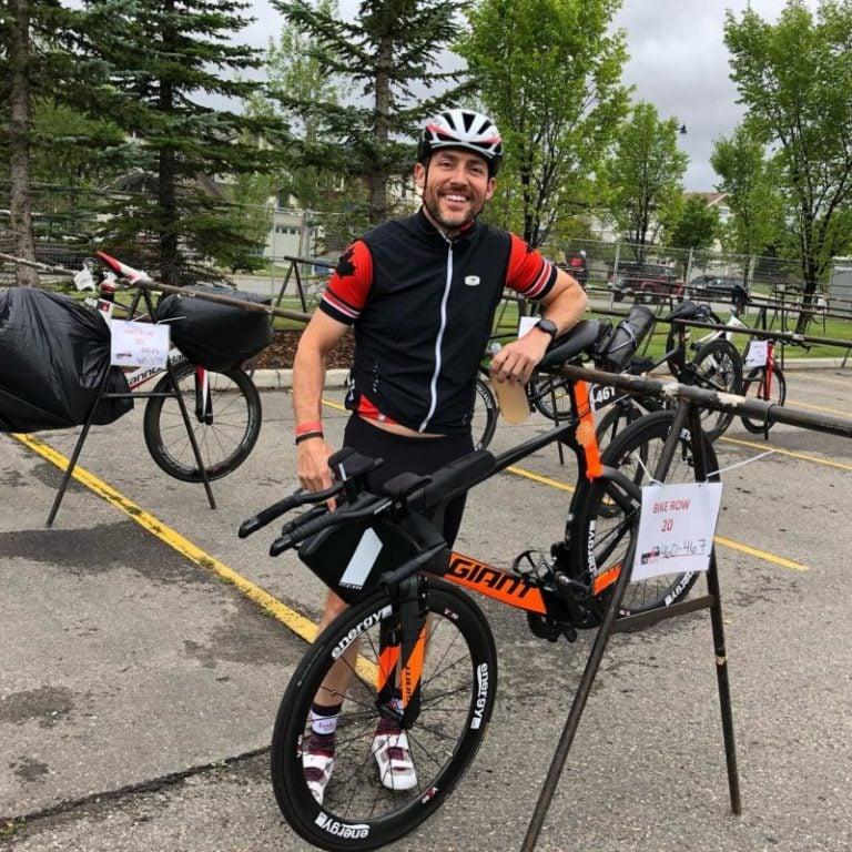 Calgary 70.3 Race Report