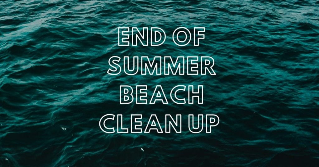 join raincoast and surfrider on the beach this summer