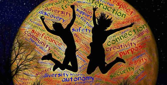 positive emotions key to a flourishing life