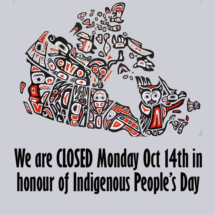closure for indigenous peoples day