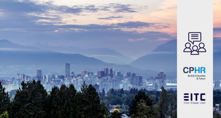 CPHR BC & Yukon webinar: Emotional Intelligence for Today's Leadership