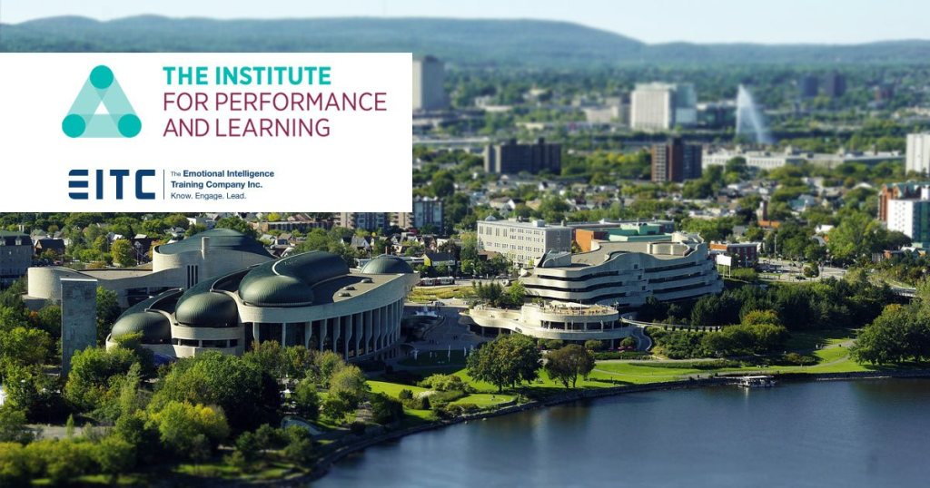 The Institute for Performance and Learning in partnership with EITC in Ottawa and Gatineau.