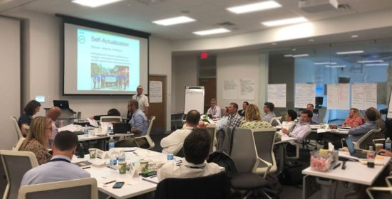 eq essentials for leadership with the most incredible group of visionaries