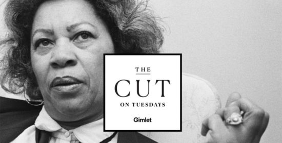growing up with toni morrison