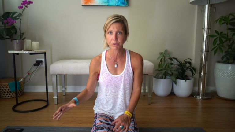 Janelle Morrison on performance and yoga, introduction to Master Class