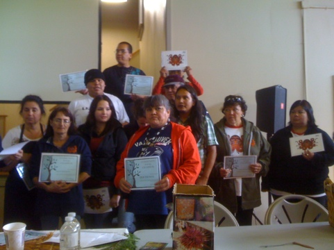 2011 Traditional Food Champions!