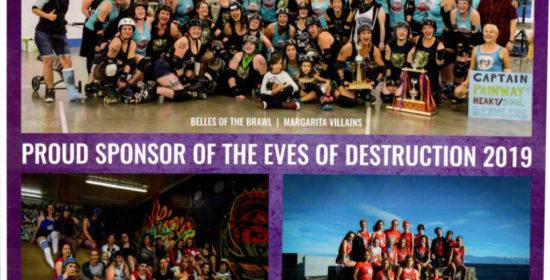 smash em up patch em up hh a proud sponsor of eves of destruction 2019