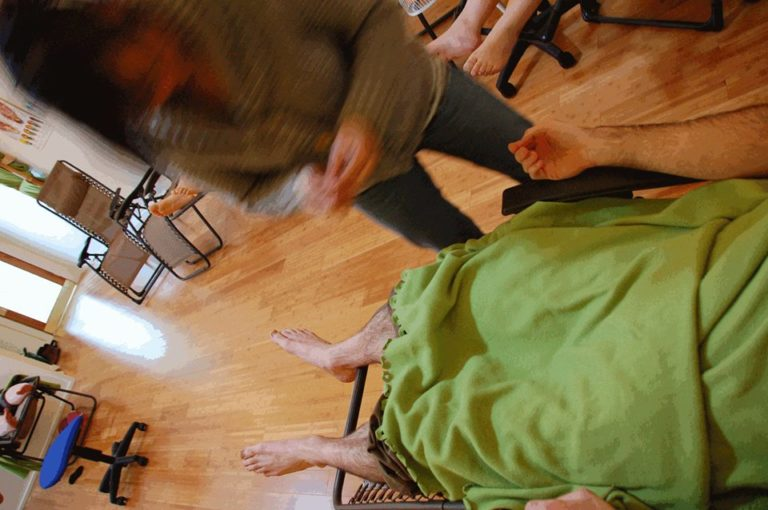 Community Acupuncture is an idea…