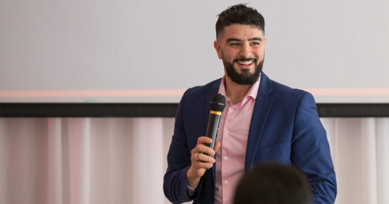 Rami Al-Kahi tells us about leadership, emotional intelligence, and Heart to Heart Consulting