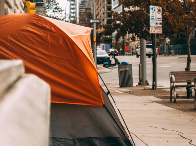 An open letter against policing at the Topaz Park homeless camp
