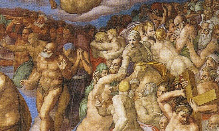 Creation of Adam — Sistine Ceiling (1508-1512)